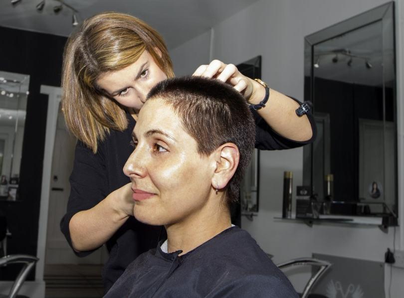 Maintain a clean haircut