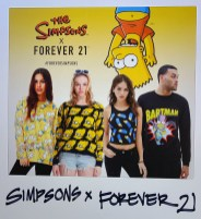 Simpsons x Forever 21