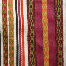 Valdese Weavers' pattern-filled stripe