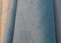 Home Fabrics called this blue aquamarine