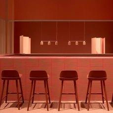 Design Bar Stockholm by Note Studio