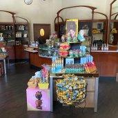 Easter merchandise at Godiva