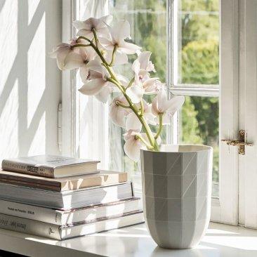 Danish Maker Hay's Paper Porcelain Vase