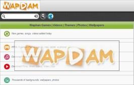 Wapdam - Music, Video, Games   Wapdam.com Wap Site