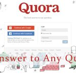 Quora – Best Answer to Any Question | www.quora.com