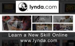Lynda – Learn a New Skill Online   www.lynda.com