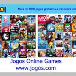 Jogos Gratis – Jogos Online Games | www.jogos.com