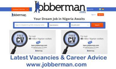 Jobberman - Latest Vacancies & Career Advice   www.jobberman.com