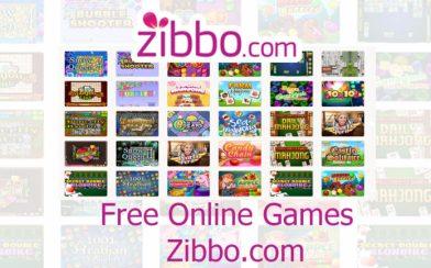 Zibbo - Free Online Desktop Games | Zibbo.com
