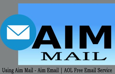 Using Aim Mail - Aim Email | AOL Free Email Service