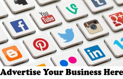 Advertise Your Business Here - Online Advertising Platforms