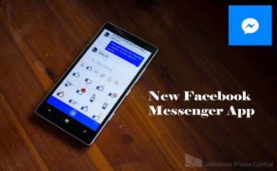 New Facebook Messenger App - The Facebook Chat