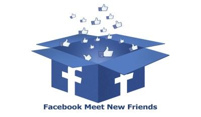Facebook Meet New Friends - Meet New Friends on Facebook