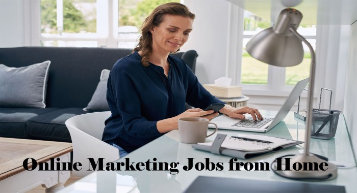 Online Marketing Jobs from Home - online marketing jobs at home