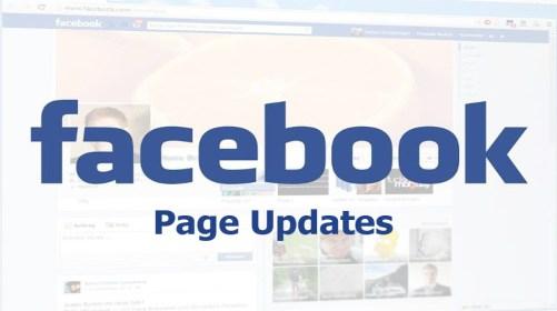 Facebook Page Updates - Facebook Updates App