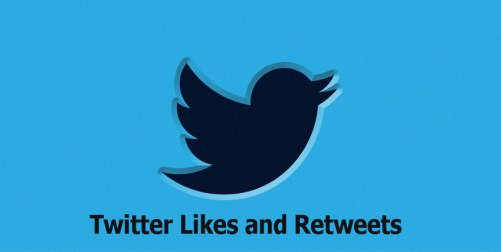 Twitter Likes and Retweets - Twitter Likes | Twitter Retweets