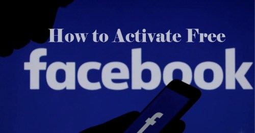 How to Activate Free Facebook - Use Facebook Without Data