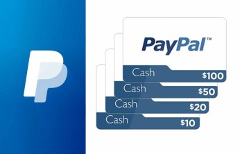 PayPal Gift Card - Create a PayPal Account