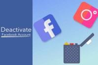 Deactivate Facebook Account Now - Deactivate Facebook Account