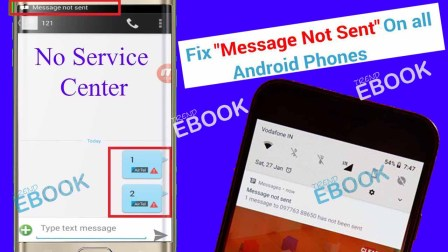 How to Fix Message Not Sent on Android Phones
