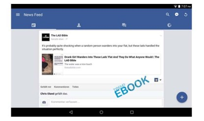 Facebook Touch - Download Facebook Touch on Your Android Device | Facebook Login Touch