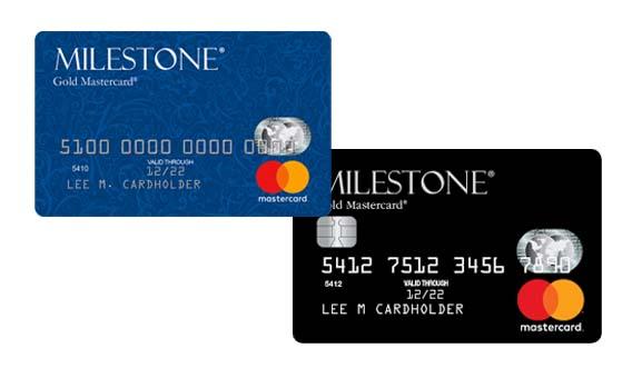 Milestone Gold Mastercard - Prequalify for Milestone Credit Card