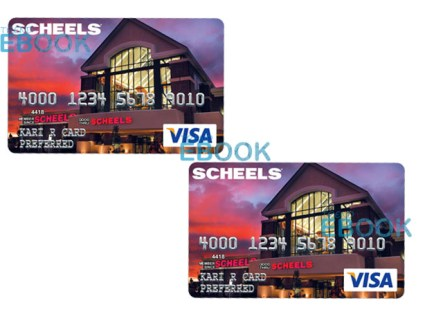 SCHEELS Credit Card - Apply  SCHEELS Visa Credit Card | SCHEELS Credit Card Login