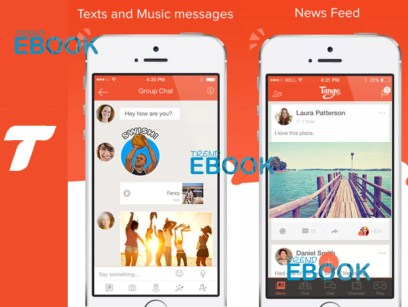 Tango - Live Video Broadcasts and Messaging App   Tango Online  Application