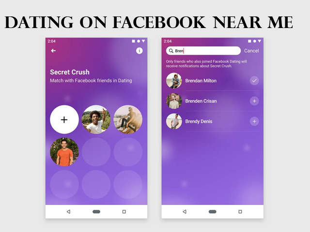 Dating on Facebook Near Me - Find Singles on Facebook Dating App | Facebook Dating Online