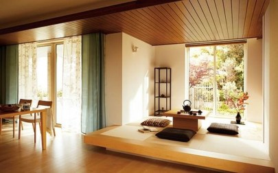 Apartment With Artistic Japanese Style Design 01