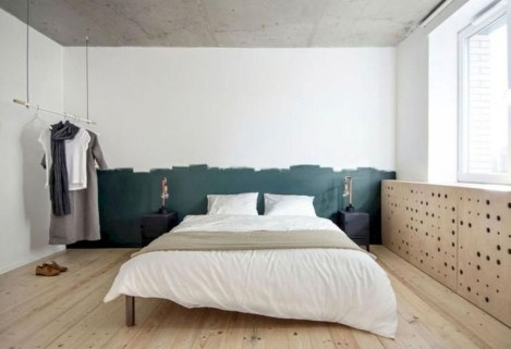Apartment With Artistic Japanese Style Design 23