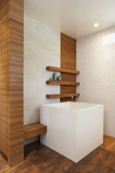 Apartment With Artistic Japanese Style Design 47