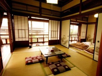 Apartment With Artistic Japanese Style Design 48