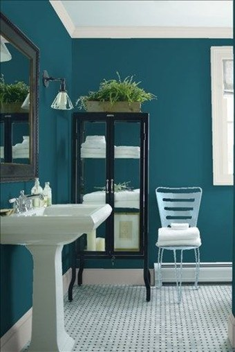 Color Combinations For The Walls That Will Make Your Home Unique 32
