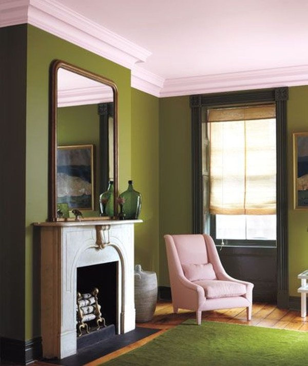 Color Combinations For The Walls That Will Make Your Home Unique 41