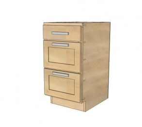Drawer Cabinet Designs For Your Narrow Houses 13