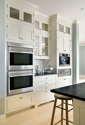 Drawer Cabinet Designs For Your Narrow Houses 24