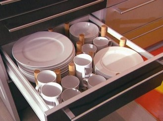 Functional Dish Storage Inspirations For Your Kitchen 09