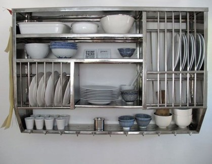 Functional Dish Storage Inspirations For Your Kitchen 17