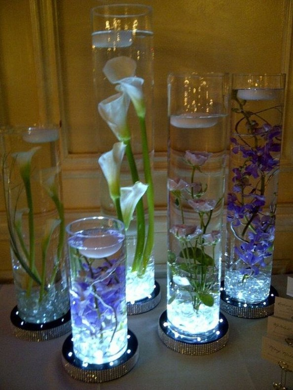 Inspirational Decorations With LED Lights 41
