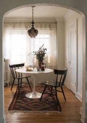 Inspirations To Choosing The Right Tables For Cramped Room 34