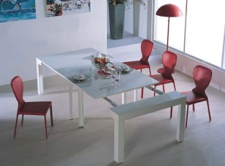 Inspirations To Choosing The Right Tables For Cramped Room 35