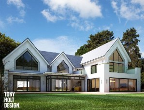 Inspirations For Beautiful House Extension 04