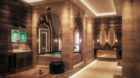 Inspiring Bathrooms With Stunning Details 11