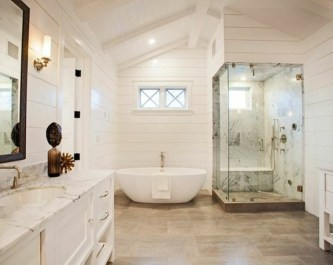 Inspiring Bathrooms With Stunning Details 23