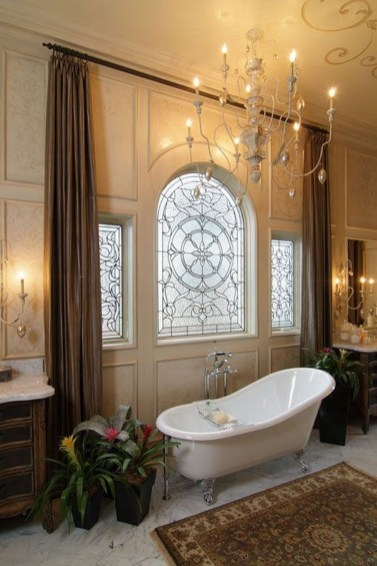 Inspiring Bathrooms With Stunning Details 30
