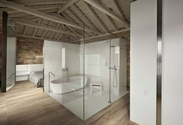 Minimalist Micro Apartment With A Hint Of Color 22