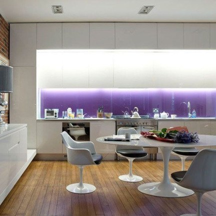 Simple Steps To Create The Ultra Modern Kitchens 15