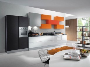 Simple Steps To Create The Ultra Modern Kitchens 32