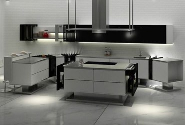 Simple Steps To Create The Ultra Modern Kitchens 44
